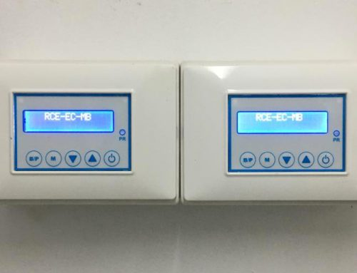 Instalación de sistema VRV en hotel