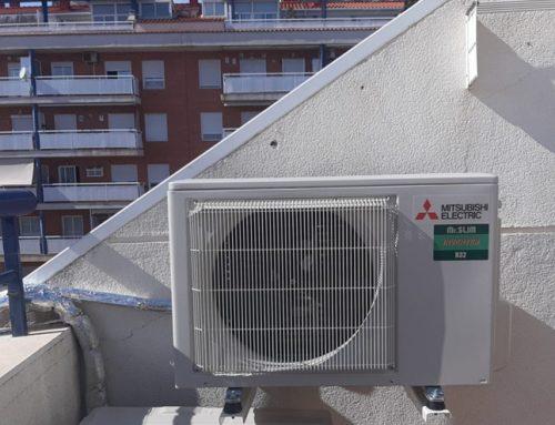 Instalación en Grao de Castellón